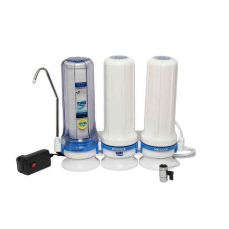 3 Stage U.V. Light Water Purifier (564)
