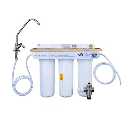 3 Stage Under Counter Water Purifier (555)